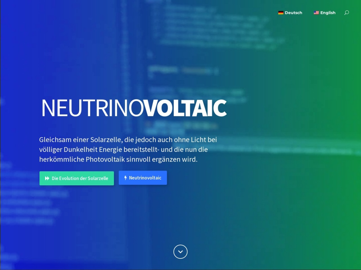 NeutrinoVoltaic Technologie