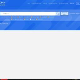 石油石化大数据知识服务平台