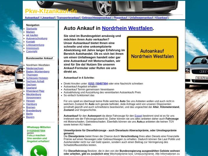 https://pkw-kfzankauf.de/autoankauf/nordrhein-westfalen.html