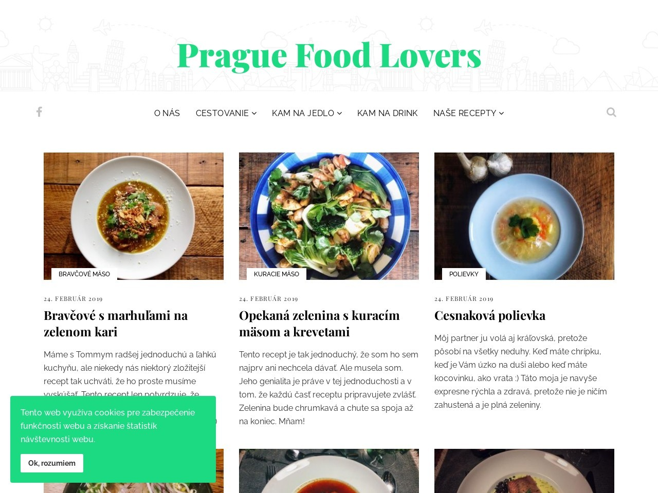 Prague Food Lovers
