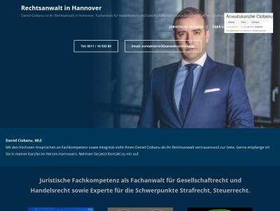 Rechtsanwalt in Hannover Thumb
