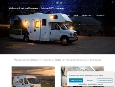 Wohnmobil - Reisemobil mieten in Hannover. Thumb