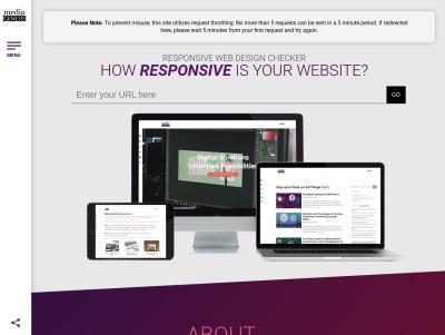 Responsive Website Design Tester   Media Genesis Thumb