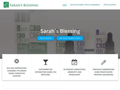 Sarah's Blessing Thumb