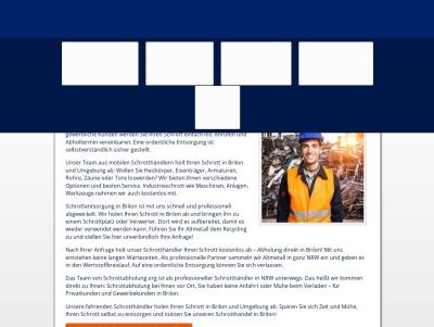 Schrottabholung Brilon • Altmetall | Kfz-Schrott | Kabel Thumb