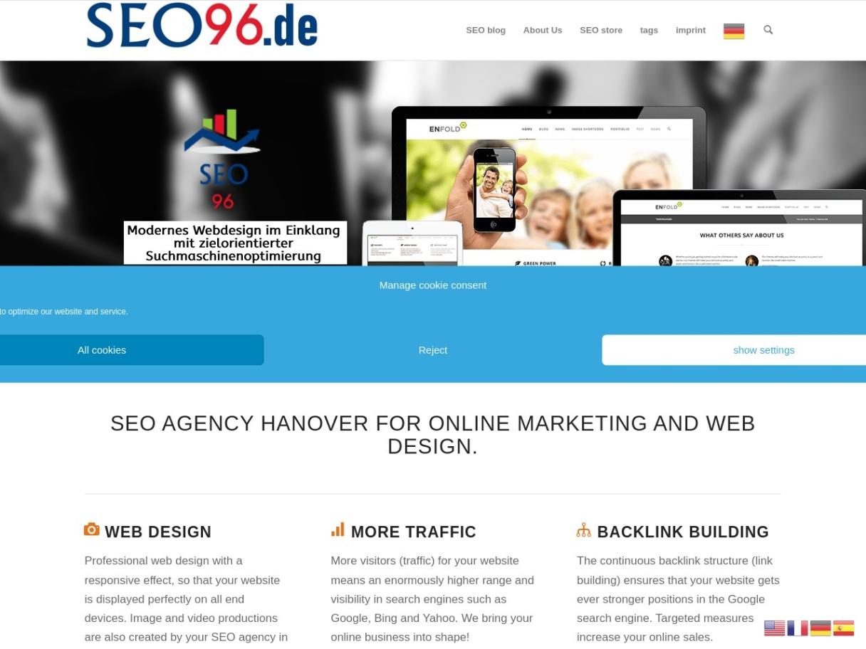SEO96 - Kompetenzagentur Hannover