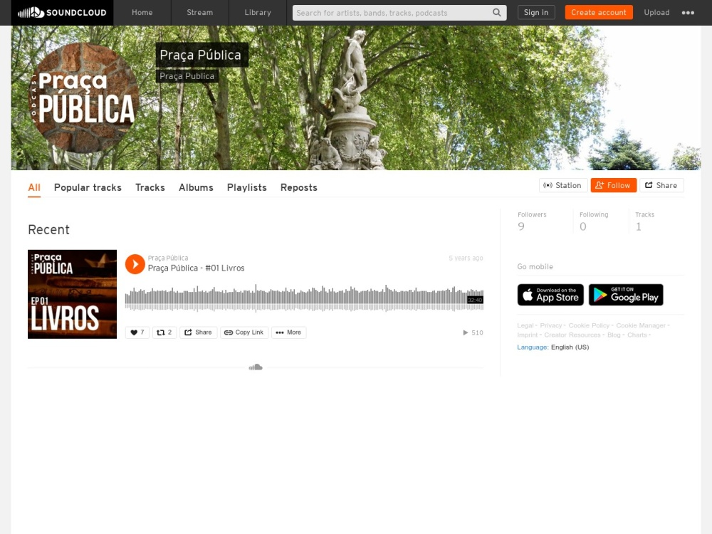 Podcast Praça Pública