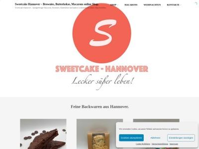 Sweetcake Hannover - handgefertigte Leckereien. Thumb