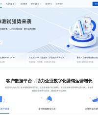 百度统计——领先的中文网站分析平台