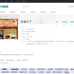 游遍天下_ybtx.sznews.com - 爱站网站排行榜