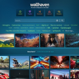 Awesome Wallpapers - wallhaven.cc