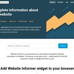 Website Informer