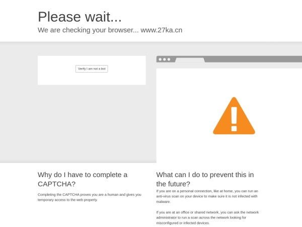 www.27ka.cn的网站截图