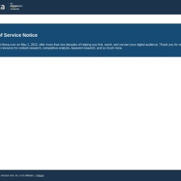Keyword Research, Competitive Analysis, & Website Ranking | Alexa