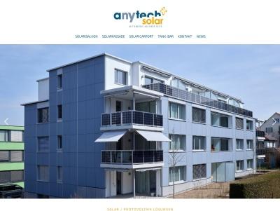 Anytech Solar AG Thumb