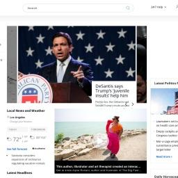 AOL - News, Politics, Sports, Mail & Latest Headlines - AOL.com
