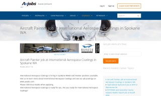 Aviation Maintenance Technician job at HOVA Flight Services in Ashland