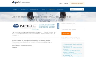 MD80 or DC9 Captain and First Officer job at Everts Air Cargo in Ancho