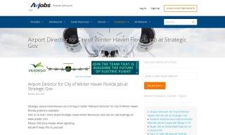 Featured - AP Service Technician job at Elliott Aviation in Milan Illi
