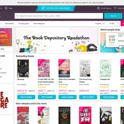 Book Depository: Free delivery worldwide on over 20 million books