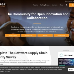 Enabling Open Innovation & Collaboration   The Eclipse Foundation