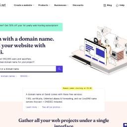 Gandi.net — Gandi.net: Domain Names, Web Hosting, SSL Certificates