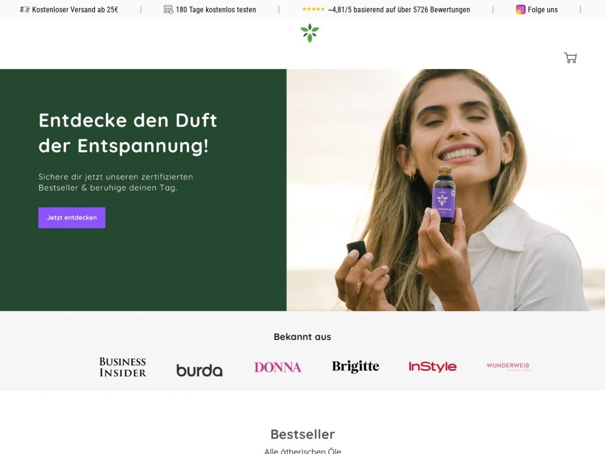 Heldengrün - der nachhaltige Online-Shop