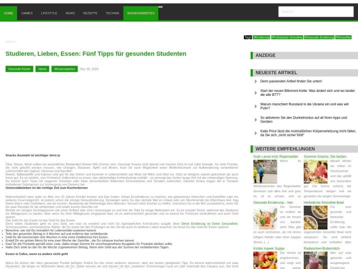 https://www.interestshare.de/studieren-lieben-essen-fuenf-tipps-fuer-gesunden-studenten/