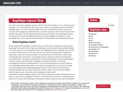 Kugellager Express Thumb