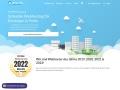 Vorschau auf Webhosting, Domains und Cloud von lima-city
