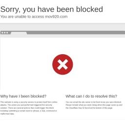 免费电影,920电影网-最新电影,热门电视剧,综艺,动漫资源尽在免费影视门户站www.mov920.com