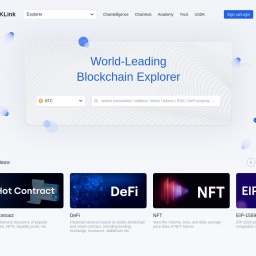 OKLink | TheBestMulti-cryptoBlockchainExplorer&SearchEngine