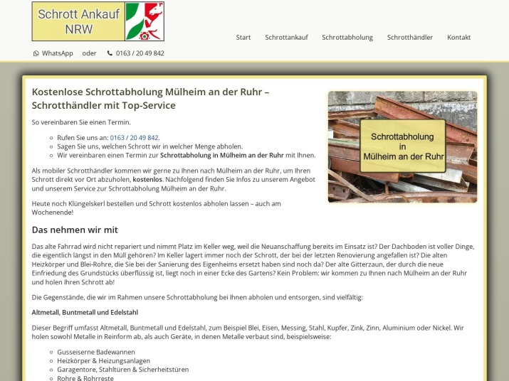 https://www.schrott-ankauf-nrw.de/schrottabholung-muelheim-an-der-ruhr.html