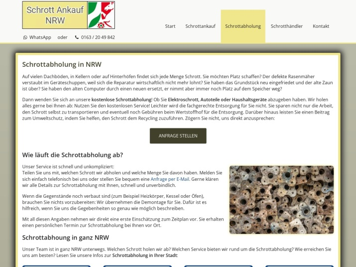 https://www.schrott-ankauf-nrw.de/schrottabholung.html