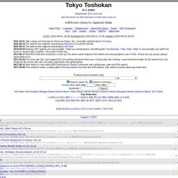 Tokyo Toshokan :: #tokyotosho @ irc.rizon.net :: Torrent Listing