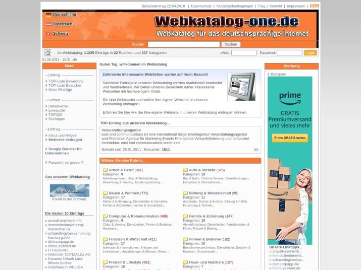 https://www.webkatalog-one.de