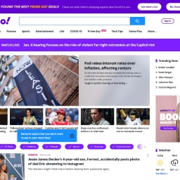Yahoo雅虎香港