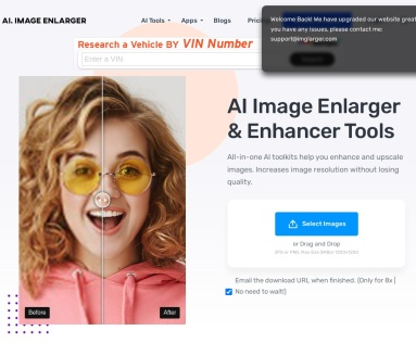 AI Image Enlarger在线版