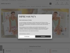 impressionen Webseite