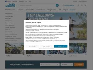 jochen-schweizer Webseite