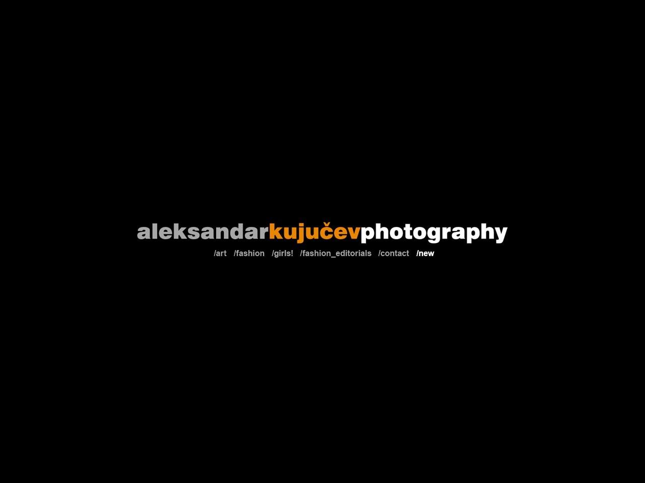 Kujucev Aleksandar Kujucev Photography