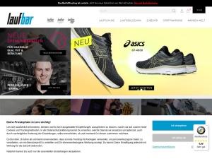 laufbar Webseite