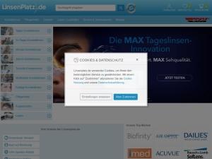 linsenplatz Webseite
