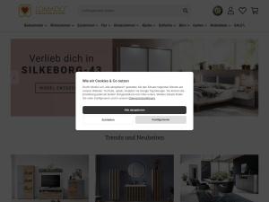 lomado Webseite