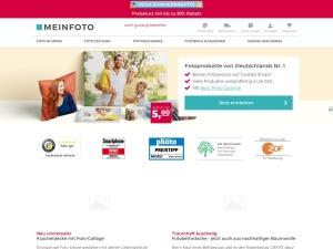 meinfoto-de Webseite