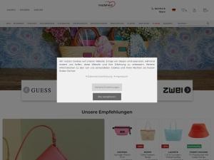 modeherz Webseite
