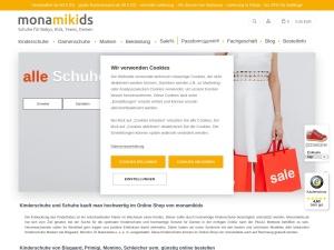 monamikids Webseite