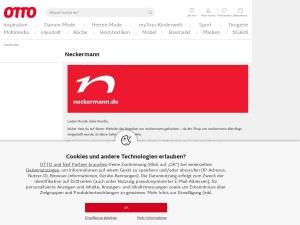 neckermann Webseite