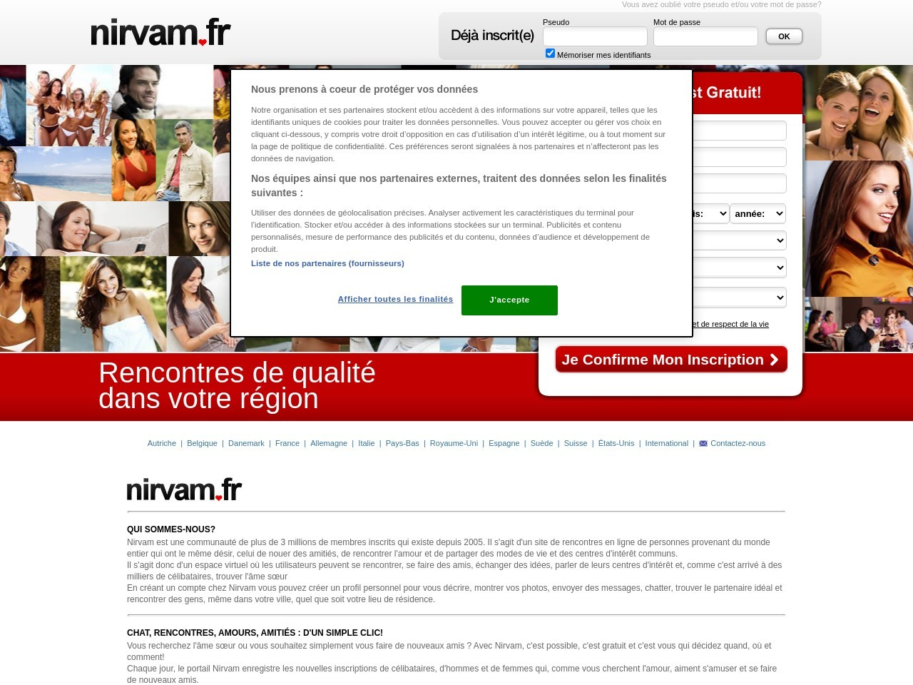 nirvam chat