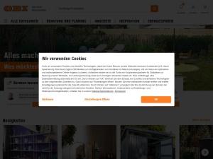 obi Webseite